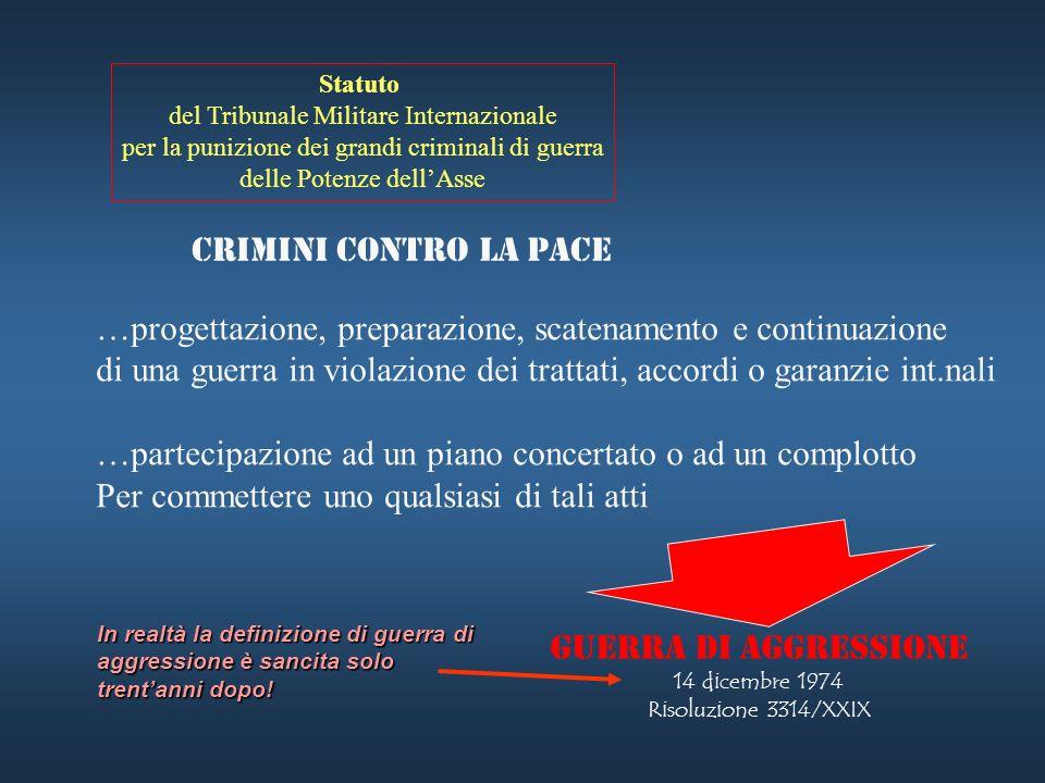 Statuto del Tribunale Militare Internazionale per la punizione dei grandi criminali di guerra delle Potenze dellAsse composizione Geoffrey Lawrence GB