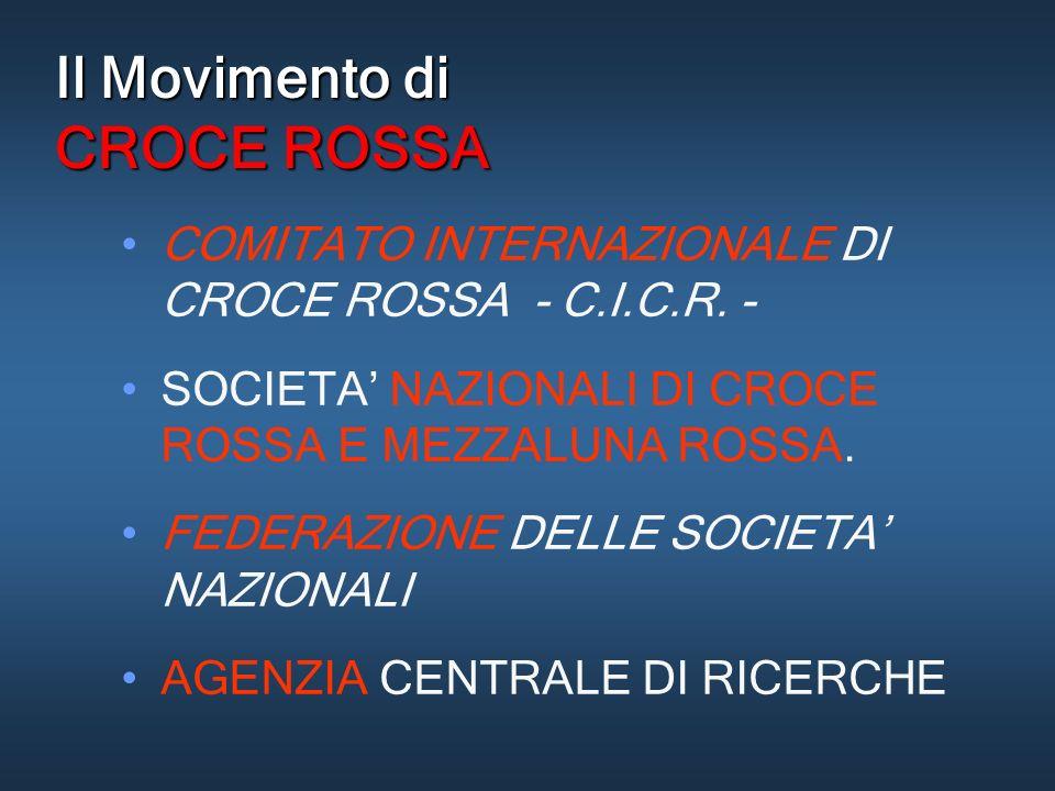 Corso Informativo sul Diritto Internazionale Umanitario Cap. com. CRI Renato Pizzi Consigliere Qualificato Istruttore Consigliere Giuridico FF.AA. Mem