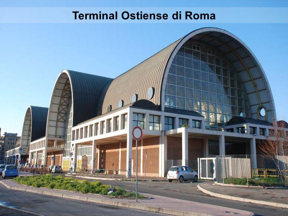 Terminal Ostiense di Roma