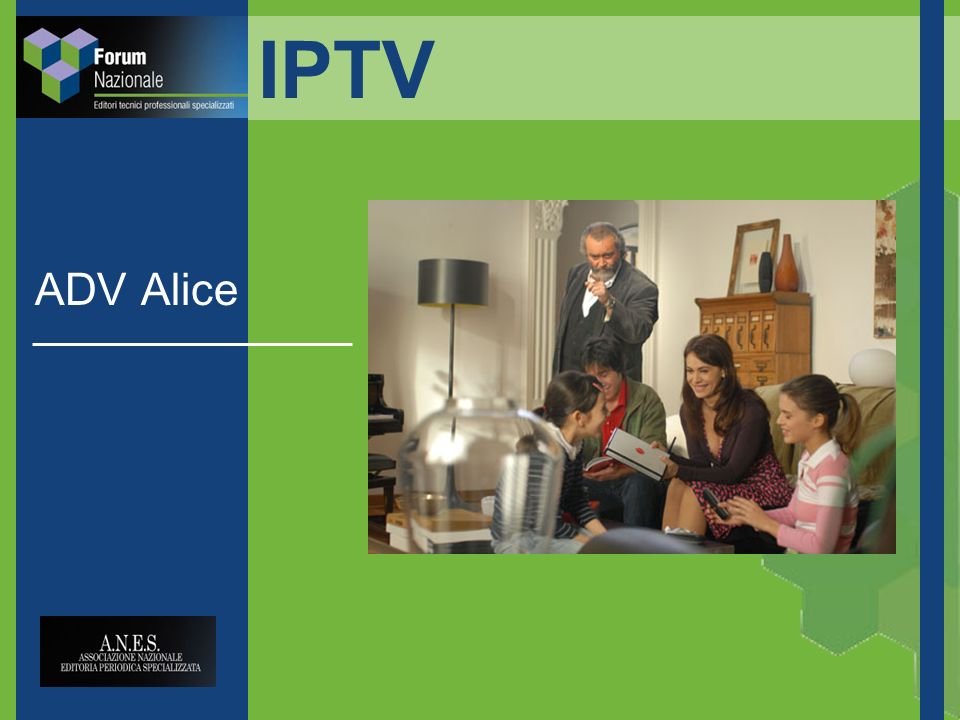 IPTV ADV Alice
