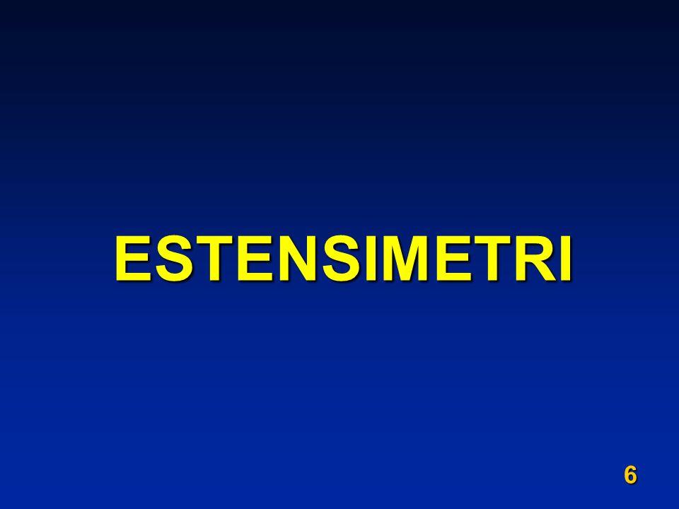 3 ESTENSIMETRI 17