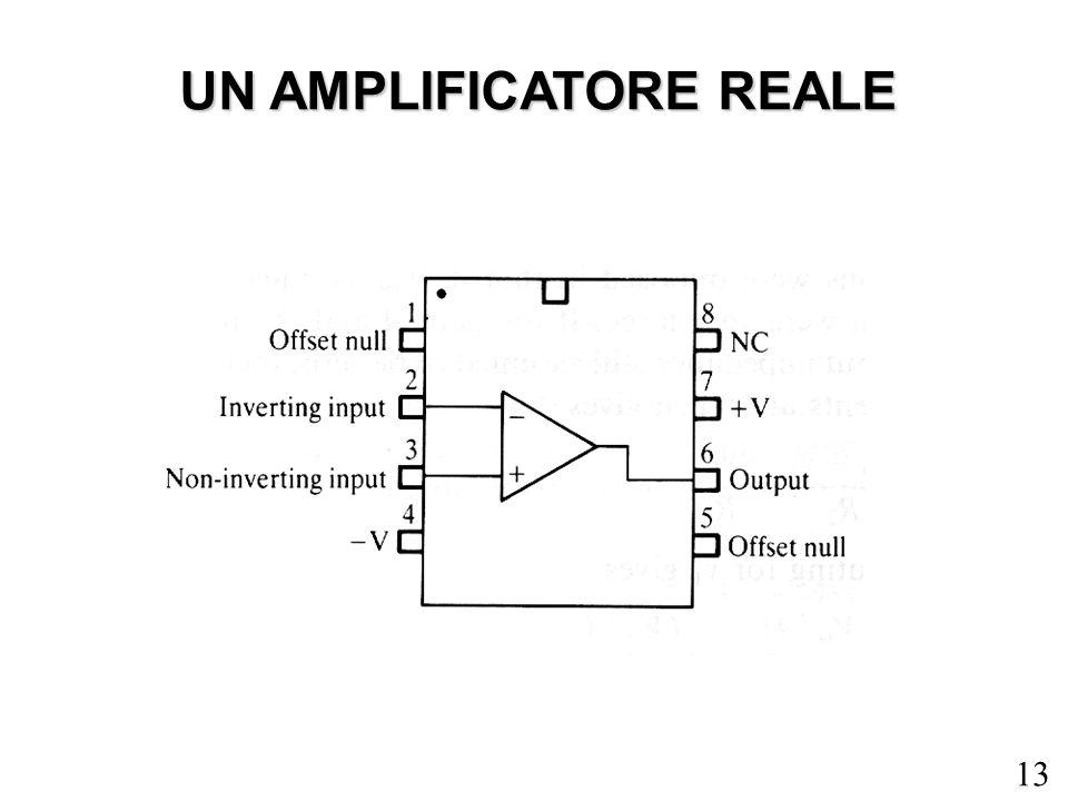 13 UN AMPLIFICATORE REALE