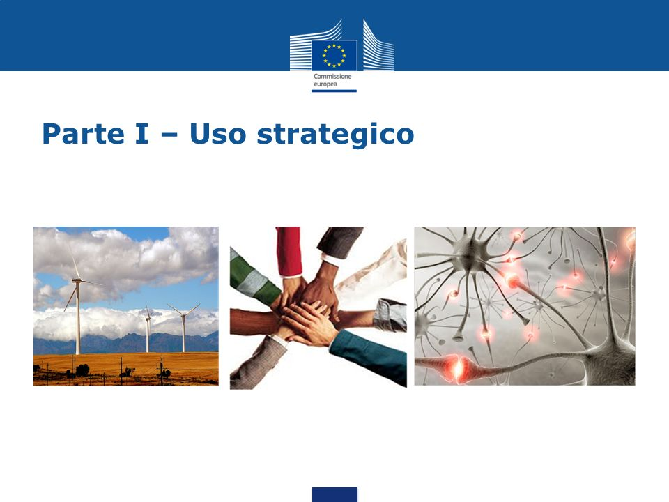 Parte I – Uso strategico