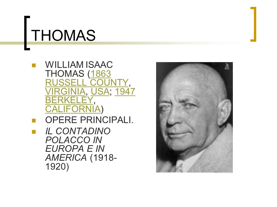 THOMAS WILLIAM ISAAC THOMAS (1863 RUSSELL COUNTY, VIRGINIA, USA; 1947 BERKELEY, CALIFORNIA)1863 RUSSELL COUNTY VIRGINIAUSA1947 BERKELEY CALIFORNIA OPE