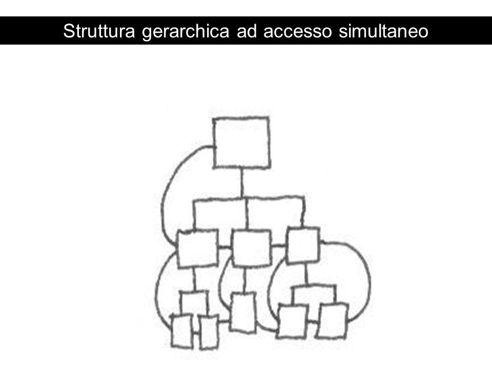 Struttura gerarchica ad accesso simultaneo