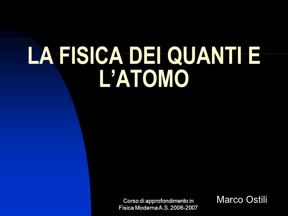 Paradossi della meccanica quantistica: il linguaggio della fisica classica 1