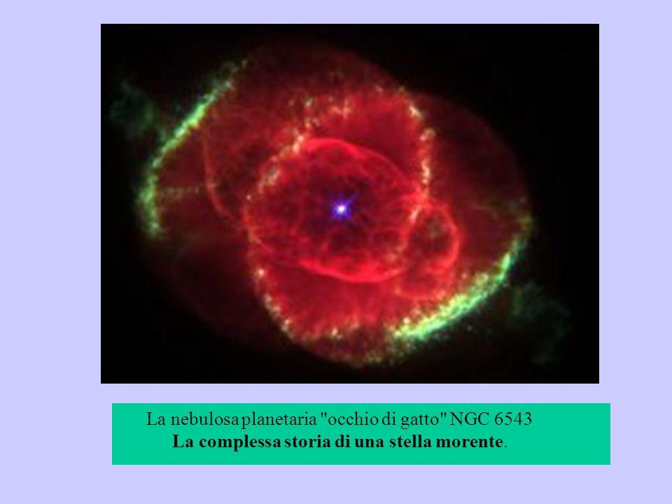 La nebulosa planetaria