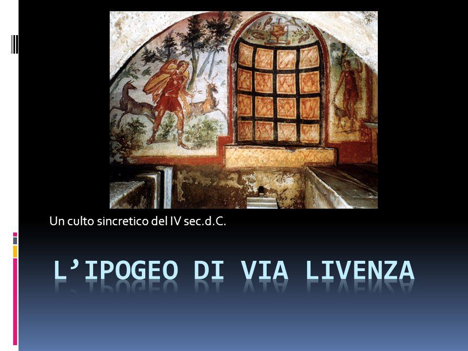 Un culto sincretico del IV sec.d.C.