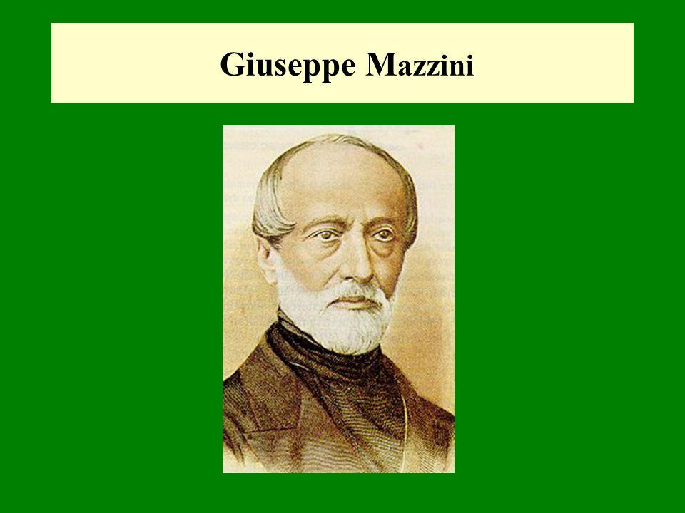 Giuseppe M azzini