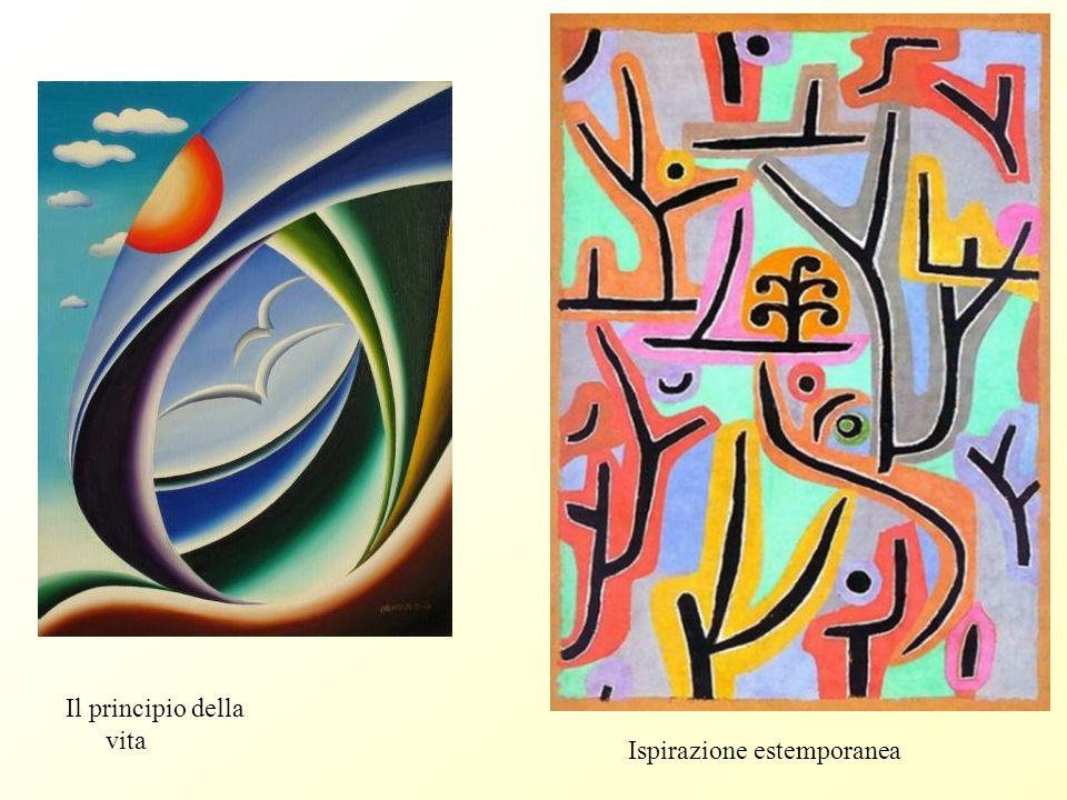 Fase della Geometrizzazione della Pittura Il ponte rosso Testa duomo Influenza cubista; Campitura dei colori antinaturalistica