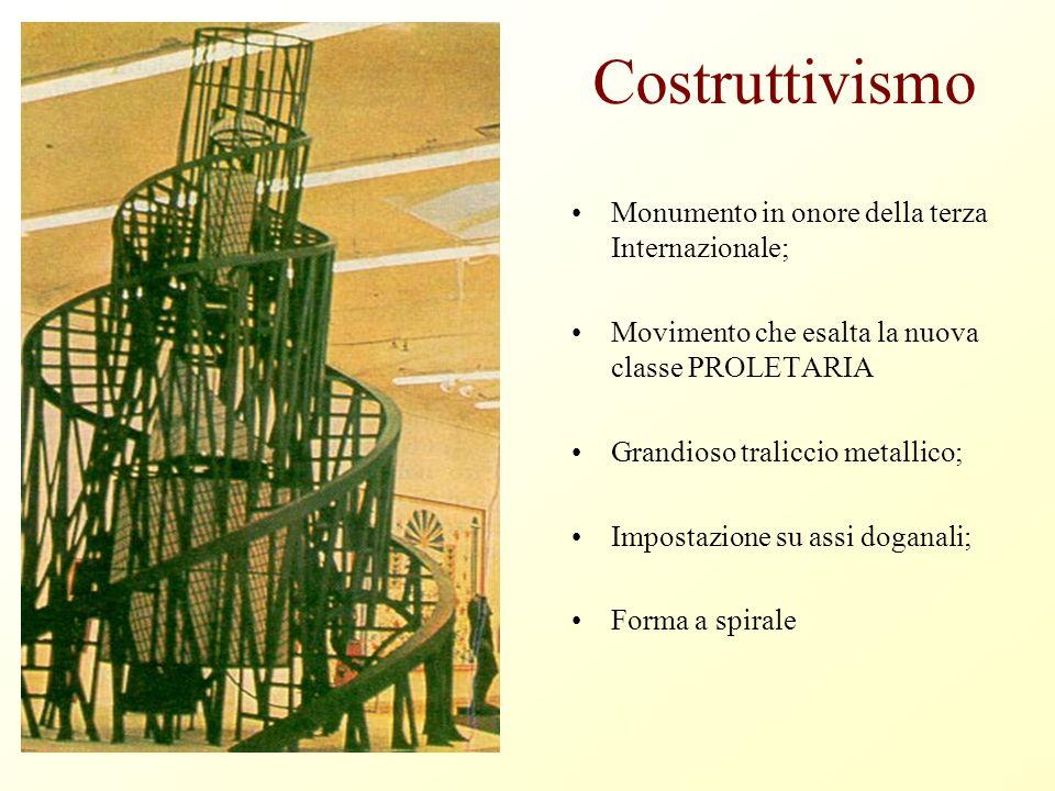 Produttivismo (industriale) Rodcenko, composizioni lineari
