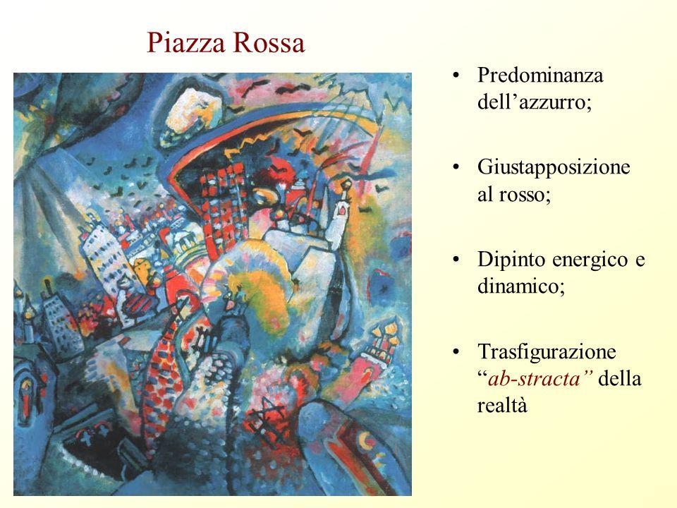 La Mucca (variopinta) Improvvisazione: Libero sfogo dellInventiva; Meta-Realtà; Al di là del tangibile Parvenze espressioniste