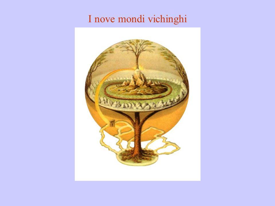 I nove mondi vichinghi