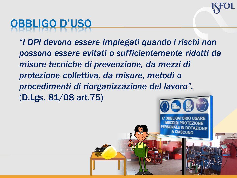 Essere conformi alle norme di cui al D.Lgs 475/92; essere adeguati ai rischi da prevenire; essere adeguati alle condizioni esistenti sul luogo di lavoro; tenere conto delle esigenze ergonomiche.