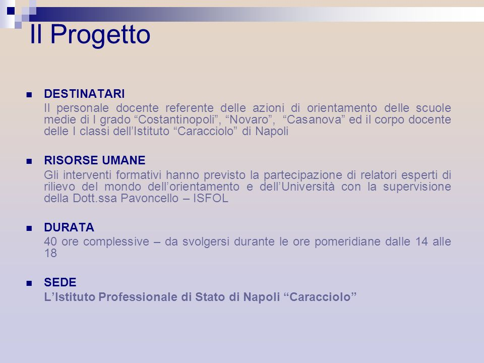 Elenco Docenti coinvolti Astone SilvanaIst.Prof. le Caracciolo Battaglia MariaIst.