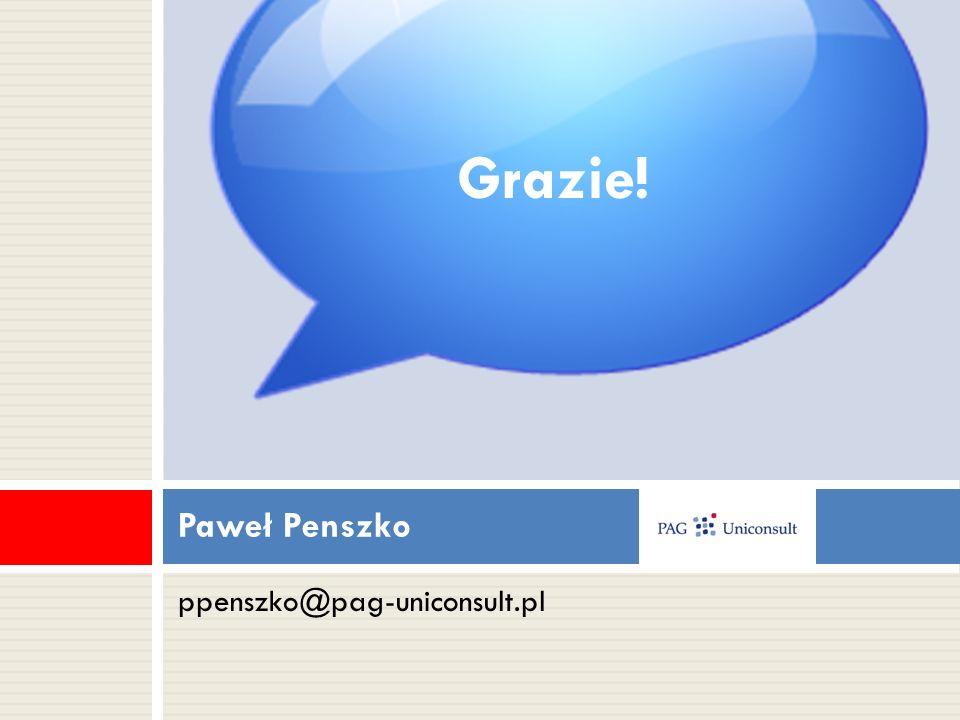 ppenszko@pag-uniconsult.pl Paweł Penszko Grazie!