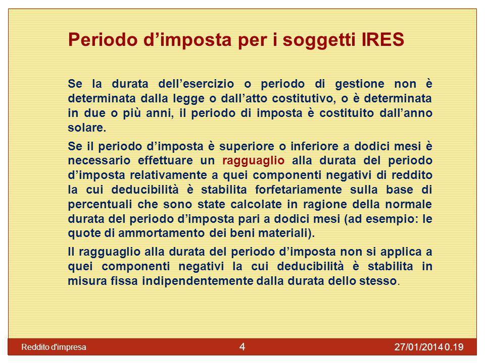 Soggetti IRES (Art.