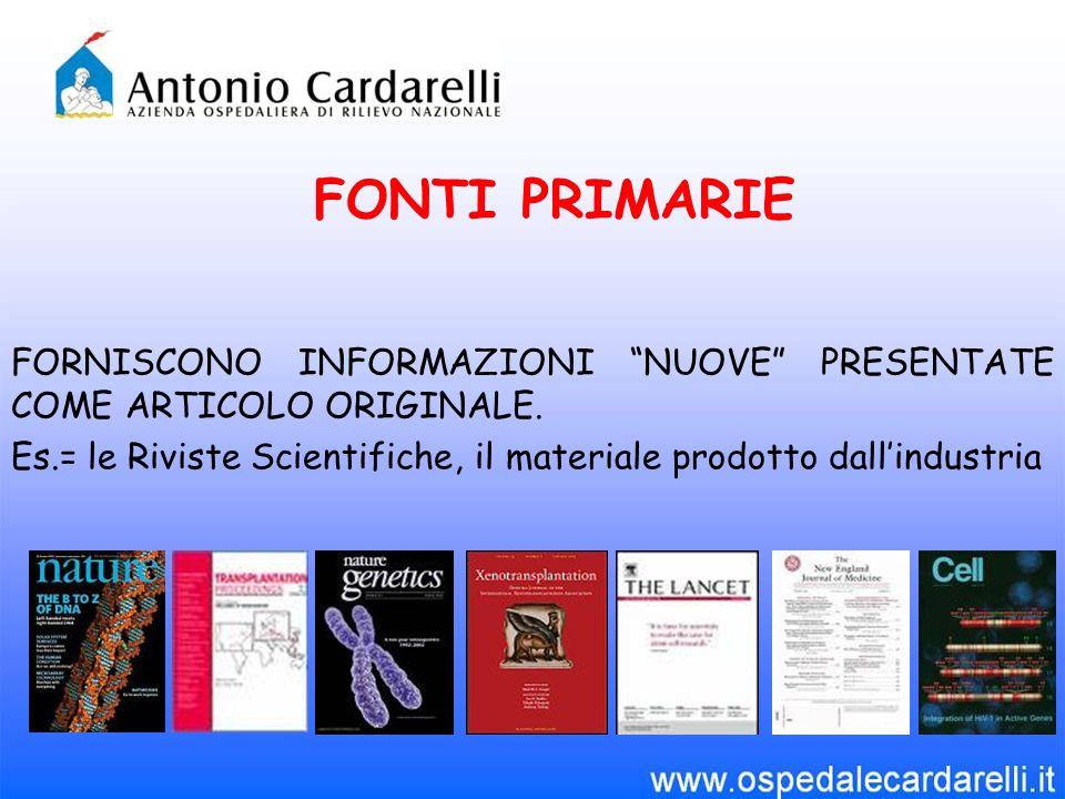 FORNISCONO INFORMAZIONI NUOVE PRESENTATE COME ARTICOLO ORIGINALE.