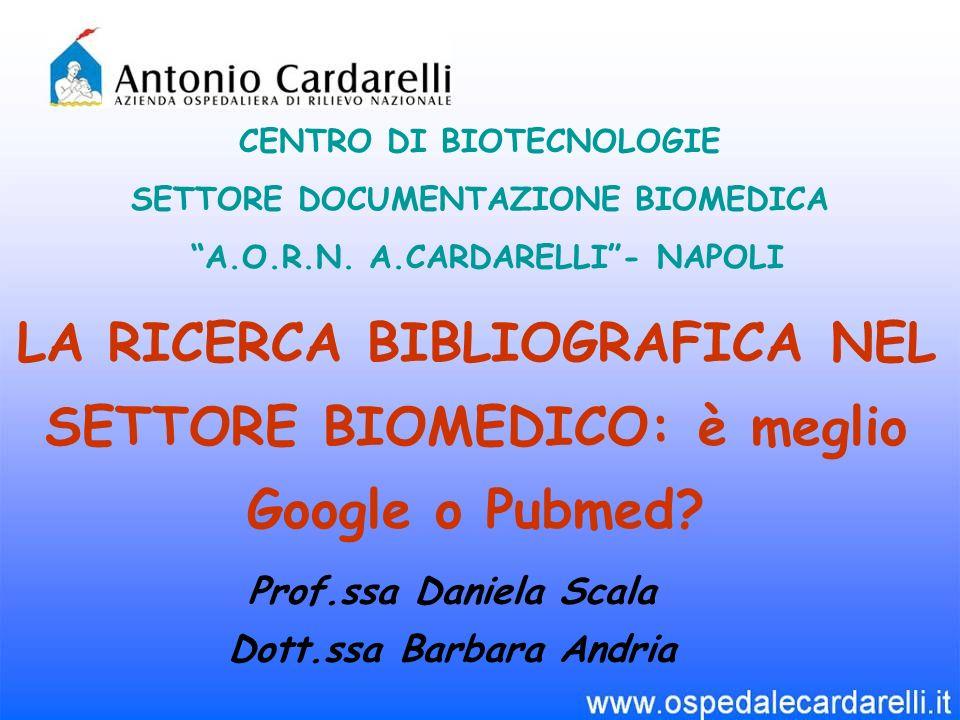 E MEGLIO… Conoscere e usare Pubmed , Il Pensiero Scientifico Editore, 2007