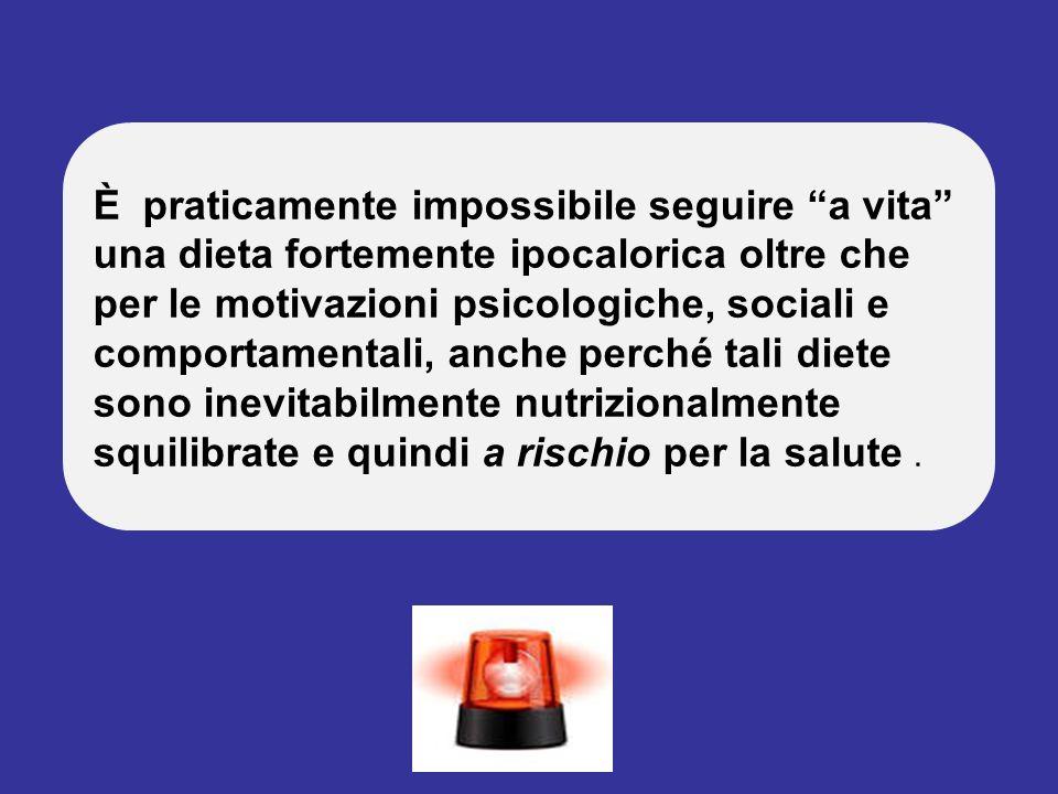 Dieta di Simeons Dieta di 600 kcal accompagnata da iniezioni di ormoni (gonadotropina corionica). Liniezione di gonadotropina si è rivelata inutile e