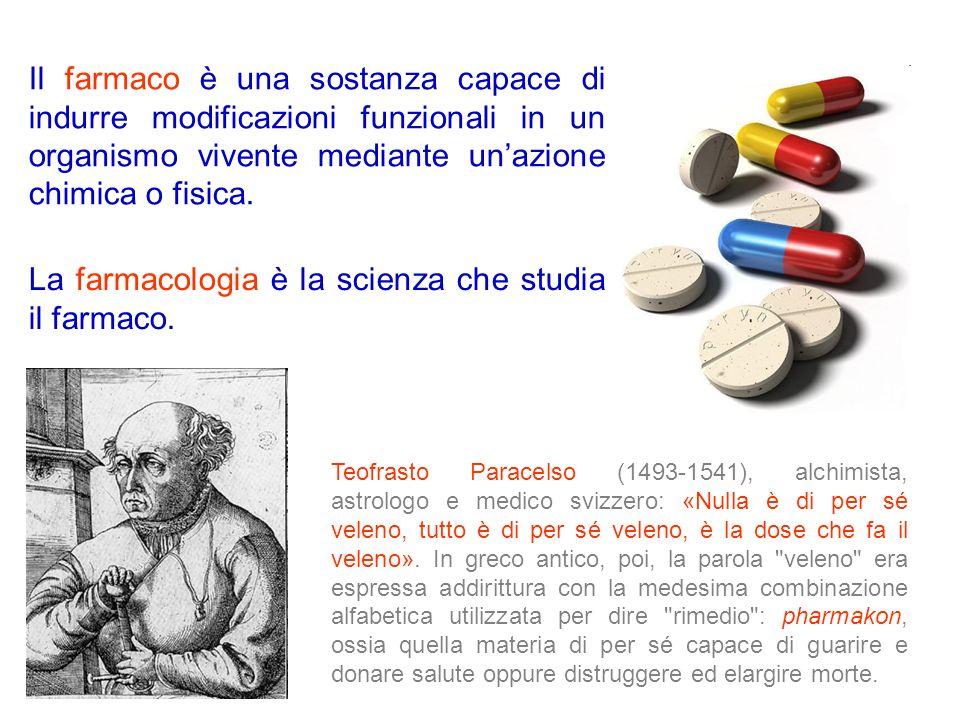 Teofrasto Paracelso (1493-1541), alchimista, astrologo e medico svizzero: «Nulla è di per sé veleno, tutto è di per sé veleno, è la dose che fa il vel
