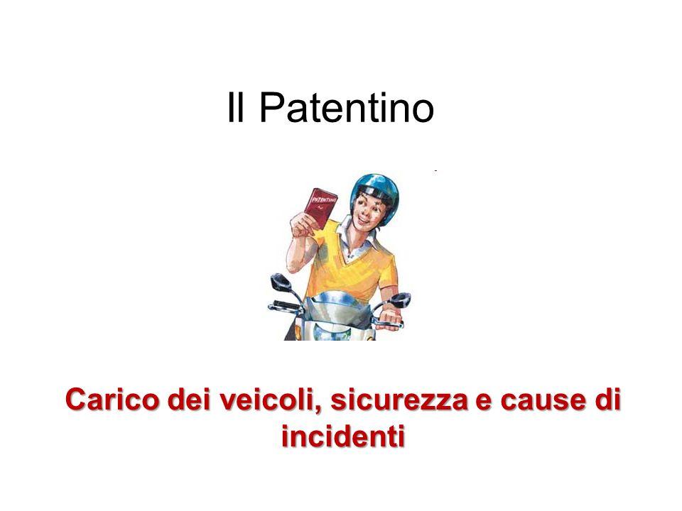 Il Patentino Carico dei veicoli, sicurezza e cause di incidenti