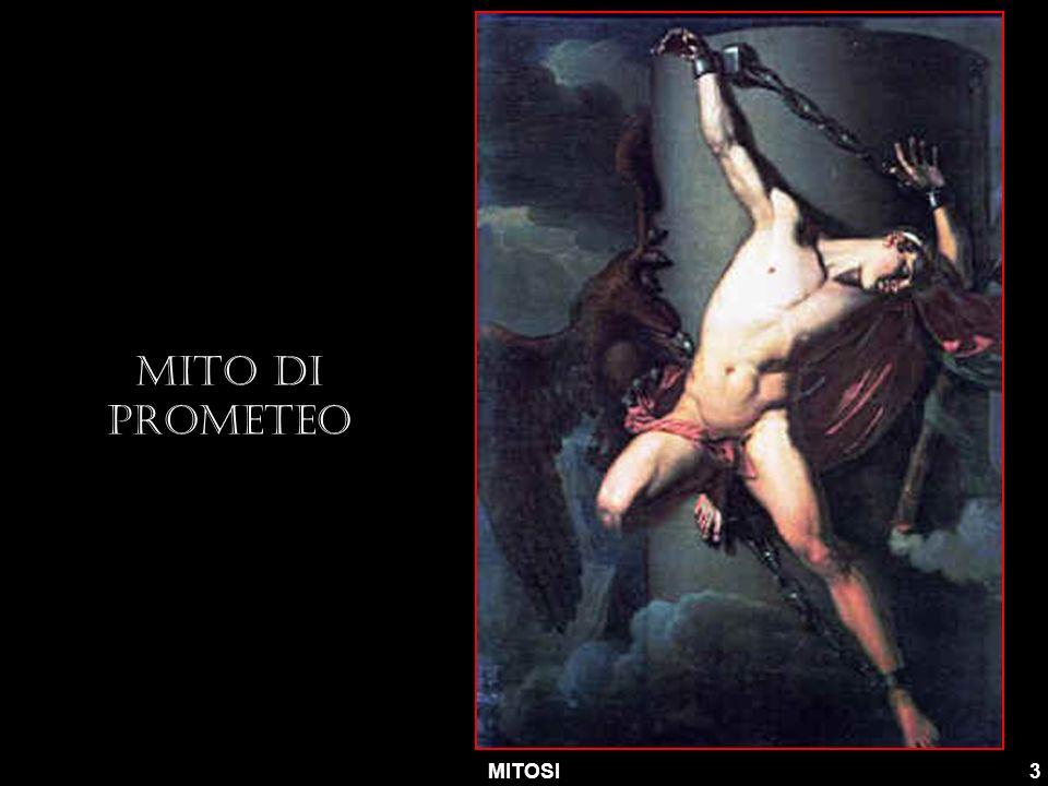 3 Mito di Prometeo