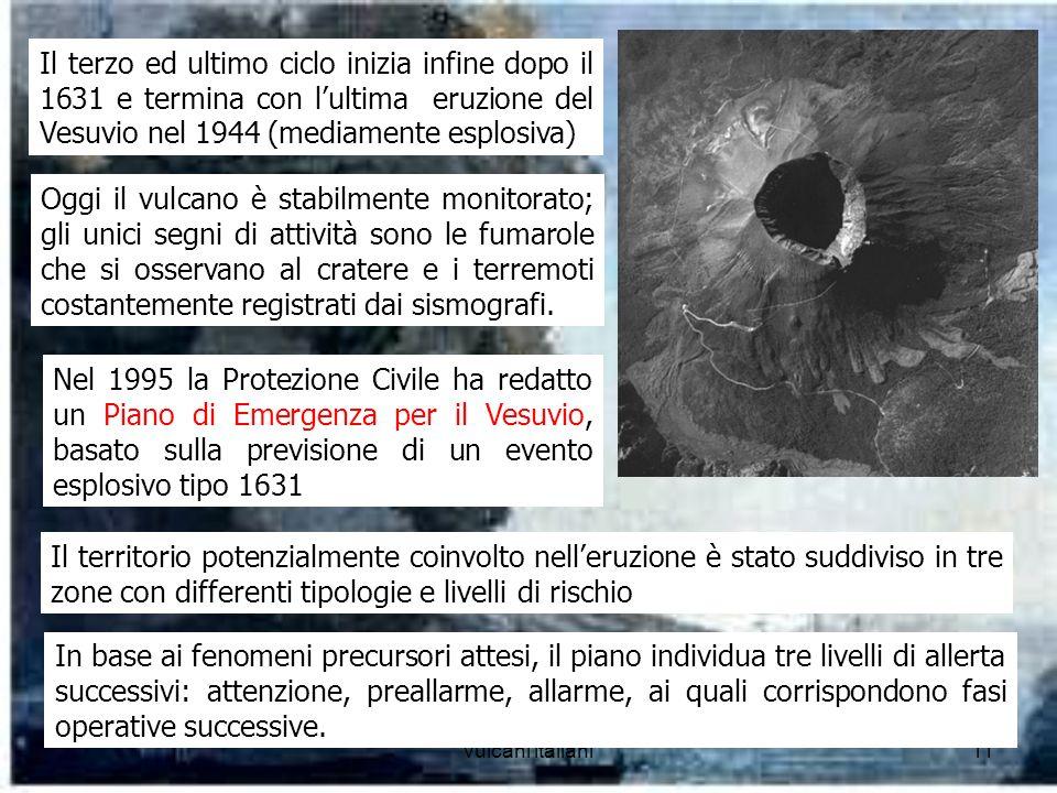 vulcani italiani12 Zona rossa Ab.578.175 (1999) Zona gialla Ab.