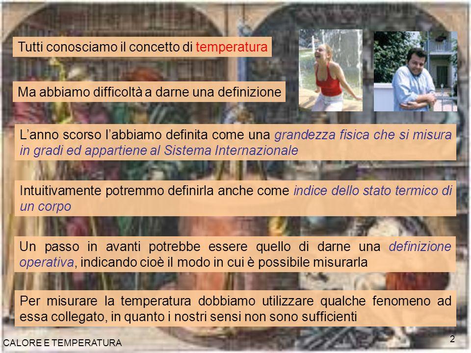 CALORE E TEMPERATURA 3 Ad es.