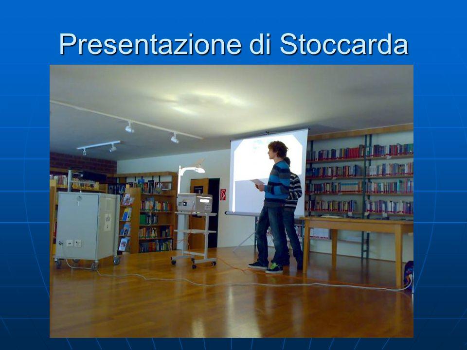 Presentazione di Stoccarda