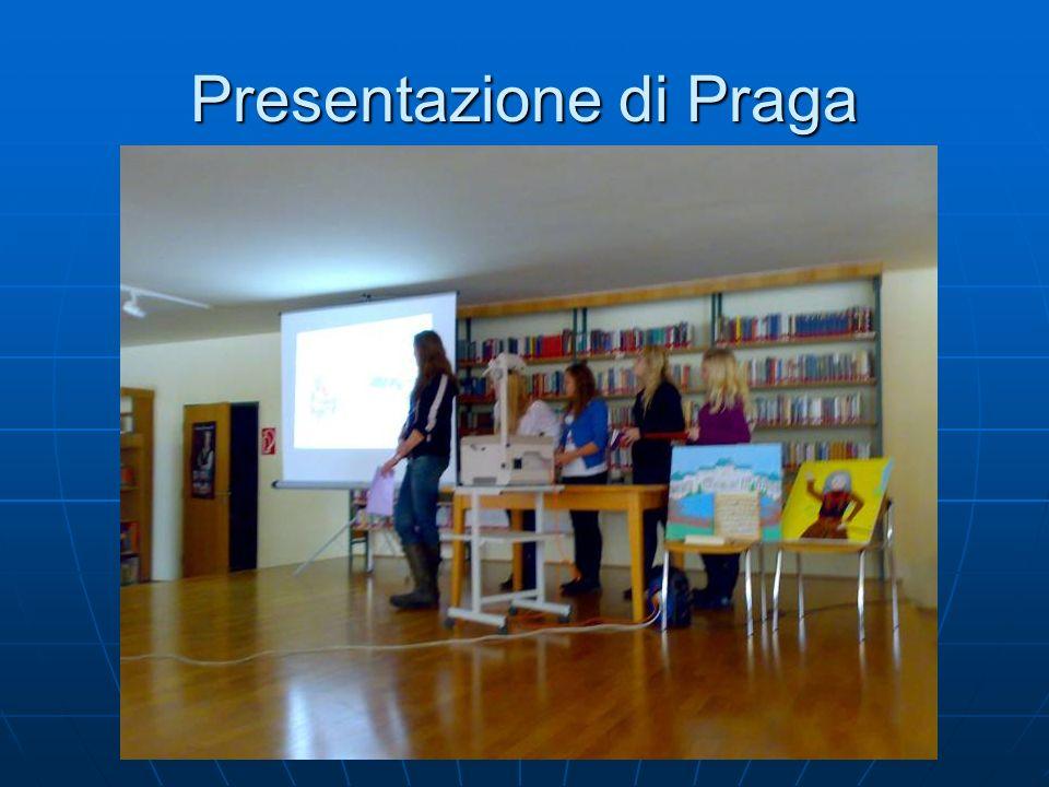 Presentazione di Praga