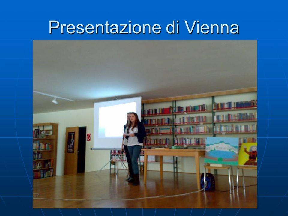 Presentazione di Vienna