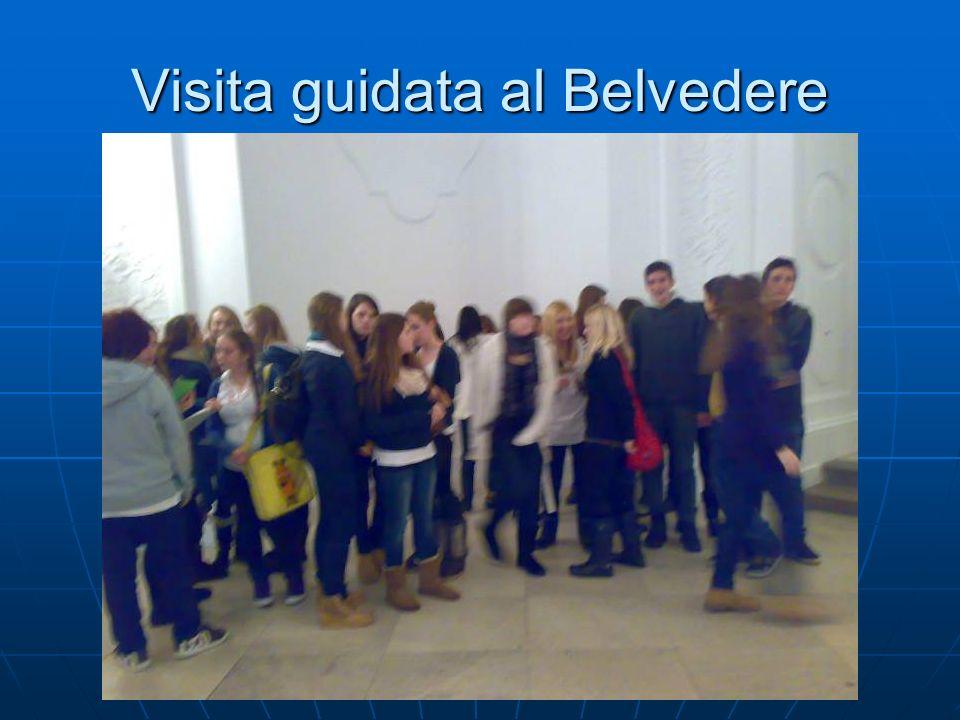 Visita guidata al Belvedere