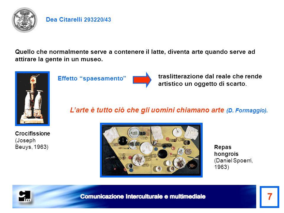 Dea Citarelli 293220/43 la sottocultura del pettegolezzo, violenza scontata, cattiva informazione.