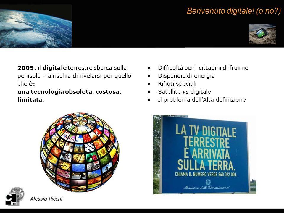Benvenuto digitale.