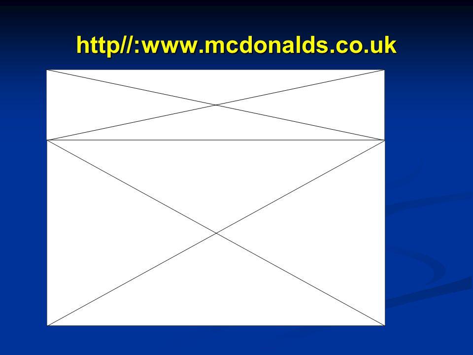 http//:www.mcdonalds.co.uk