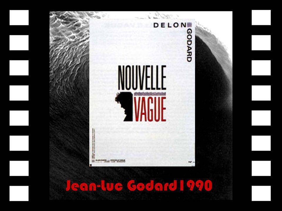 Jean-Luc Godard1990