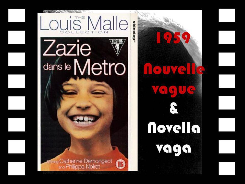 Nouvelle vague & Novella vaga 1959