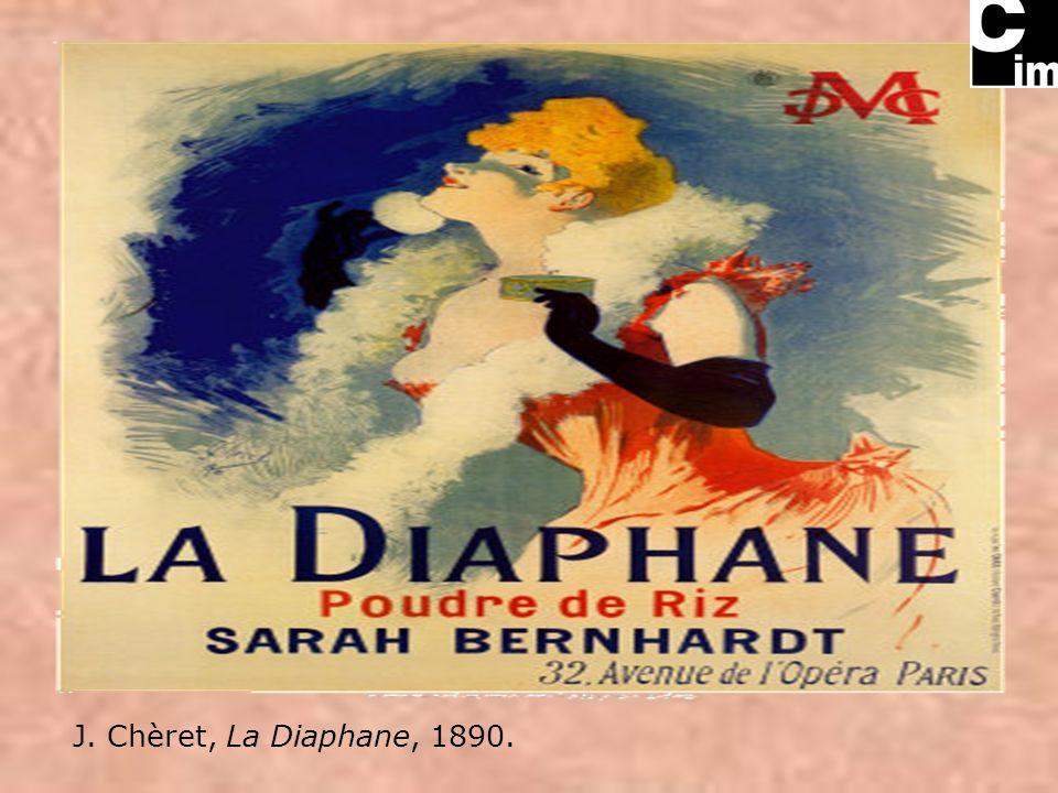 J. Chèret, La Diaphane, 1890.