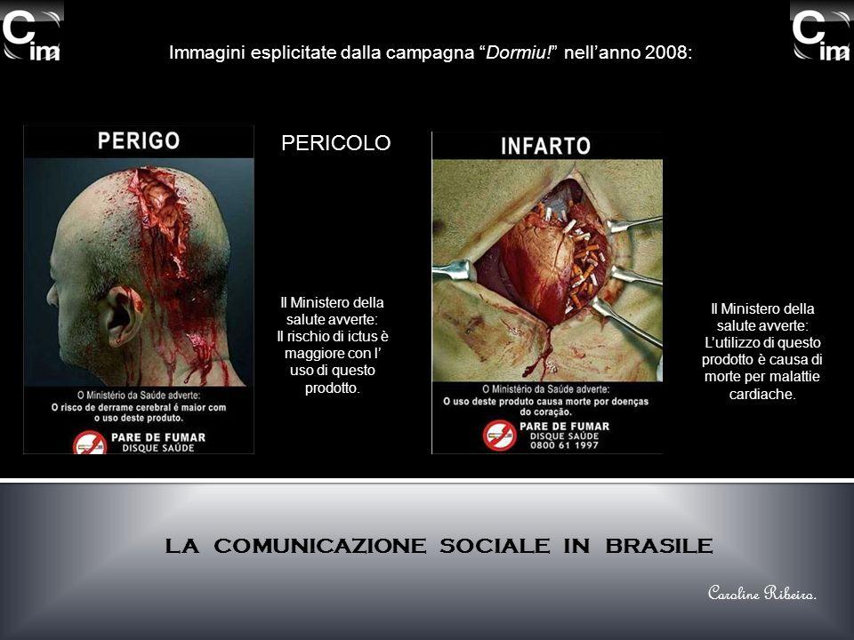 Immagini esplicitate dalla campagna Dormiu.
