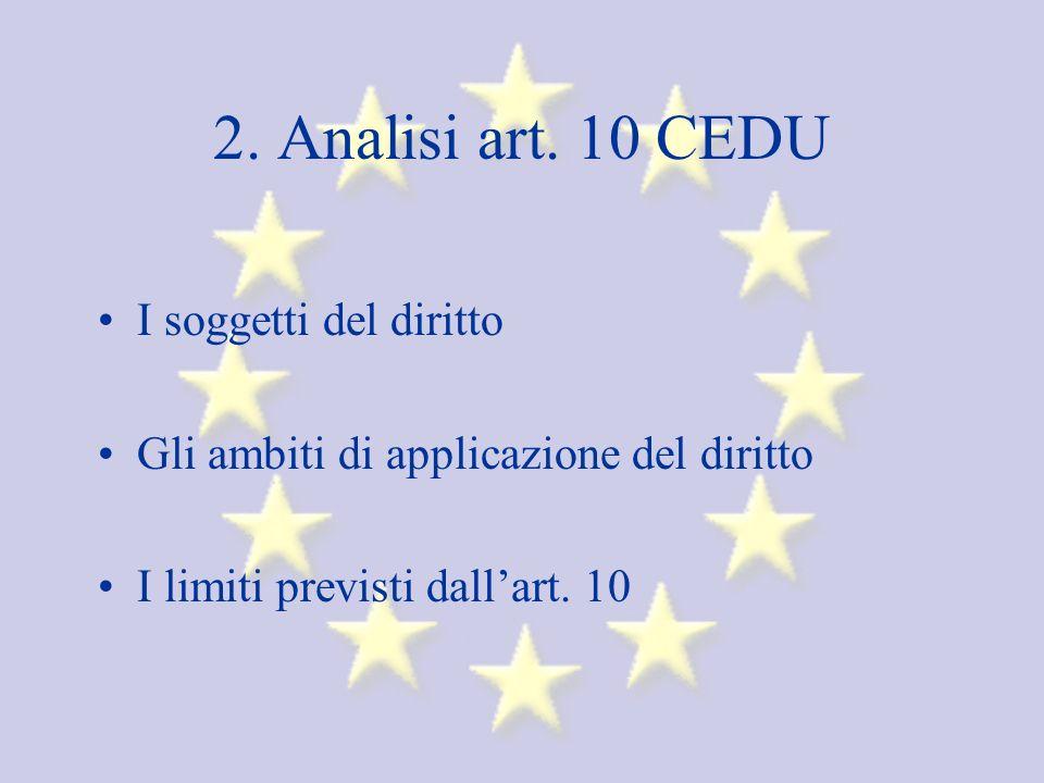 2. Analisi art.