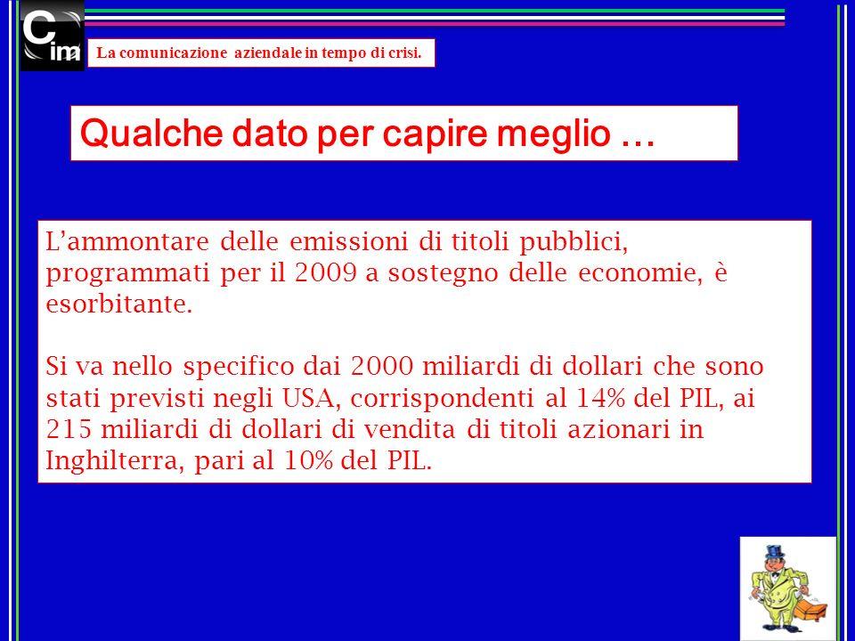 Una scuola di eccellenza tutta italiana: Barilla La comunicazione aziendale in tempo di crisi.