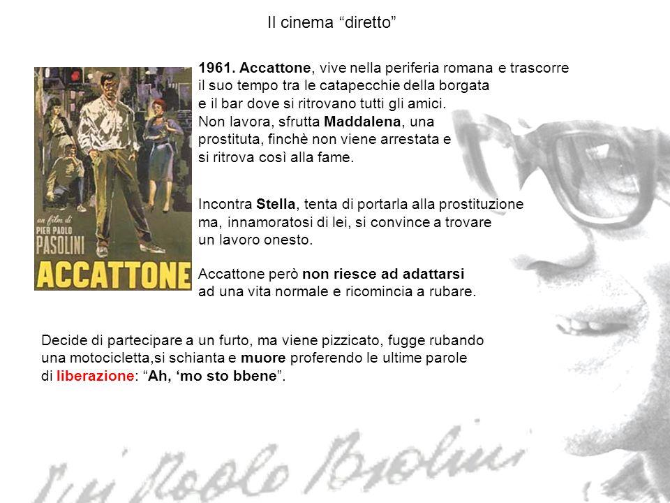 Il cinema diretto 1962.