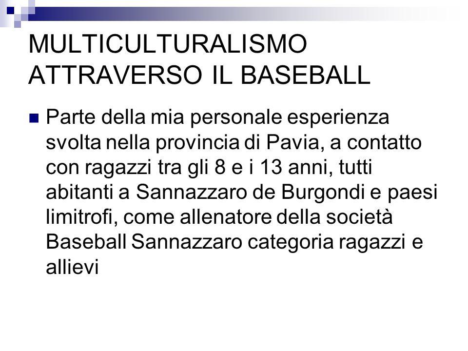 Parte della mia personale esperienza svolta nella provincia di Pavia, a contatto con ragazzi tra gli 8 e i 13 anni, tutti abitanti a Sannazzaro de Bur