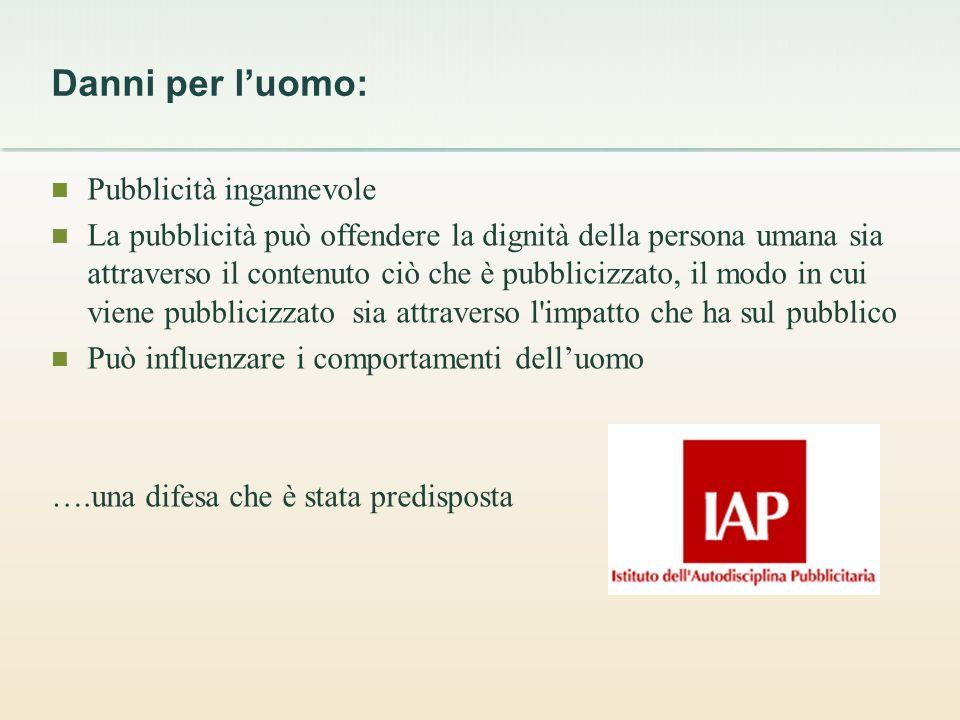 Conclusione Cercare di promuovere una cultura dellessere ed evitare che si sviluppi sempre di più la cultura dellimmagine.