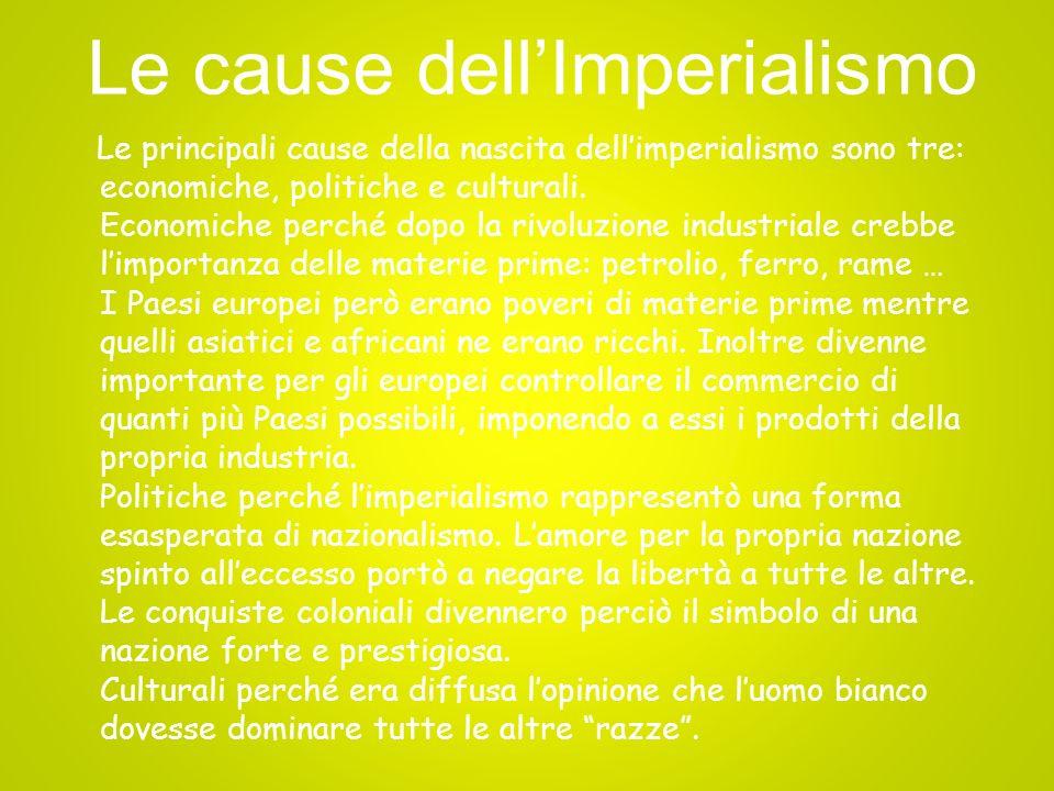 Gli uomini dellImperialismo Durante lImperialismo però non tutti gli europei erano spinti dal desiderio di sottomettere gli altri popoli, specie se primitivi.
