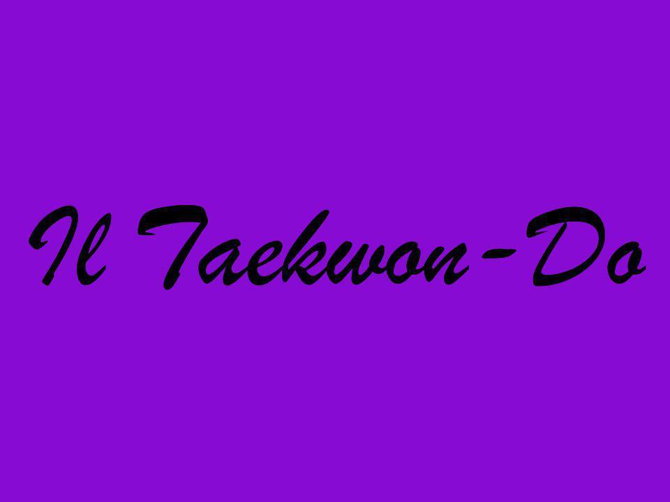 Il Taekwon-Do