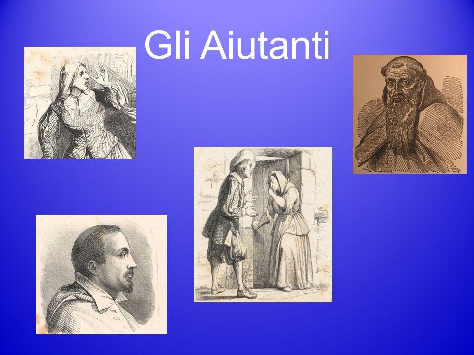 I protagonisti Storici Nel romanzo ci sono anche personaggi realmente esisti come la monaca di Monza, il Cardinale Borromeo, lIlluminato e padre Cristoforo.