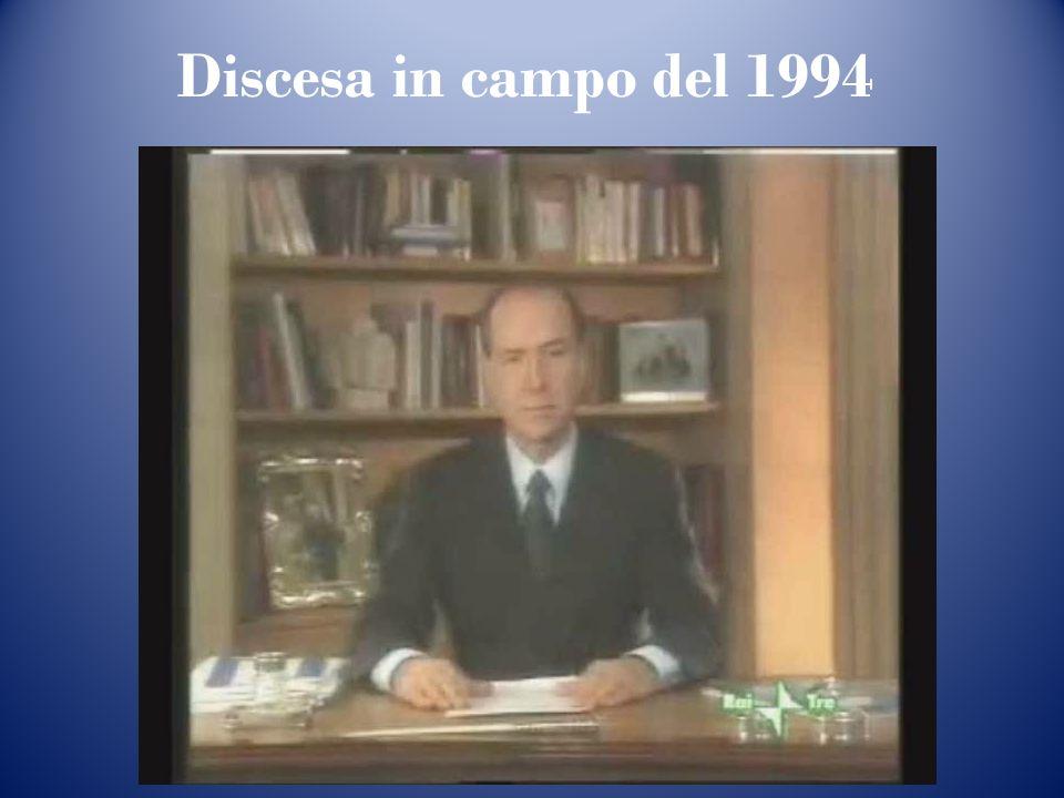 Discesa in campo del 1994