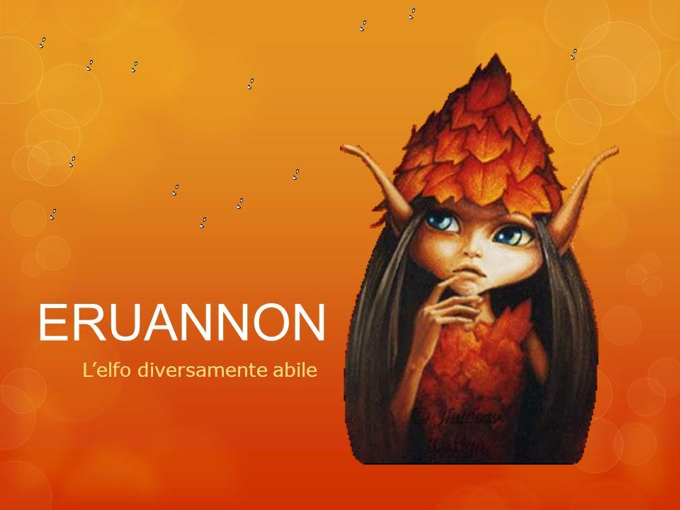 Cera una volta una piccola creatura di nome Eruannon.